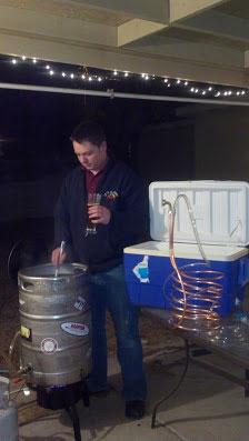 Jamie-Brewing